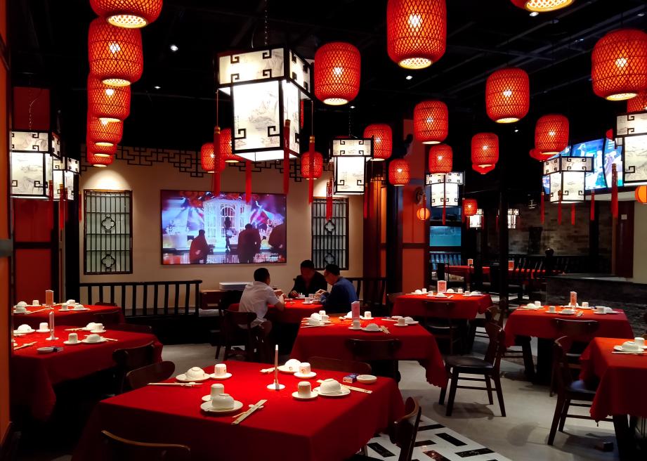 餐厅灯光看多了,可是你了解过灯光色温吗?