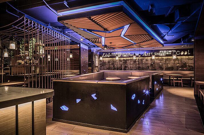 4点餐厅灯光设计原则你一定要知道