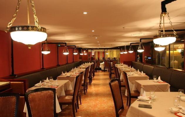 云联惠餐饮照明餐厅灯光设计