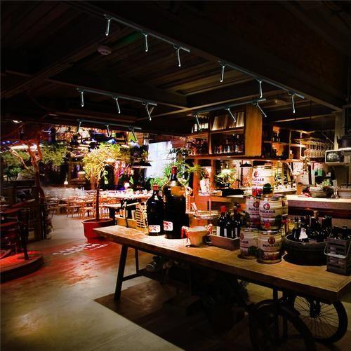 餐厅灯光选择得好,提高您餐饮店铺的格调