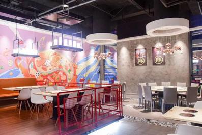 这样做自助餐厅设计才吸引人