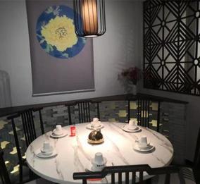 云联惠餐饮照明设计灯光案例