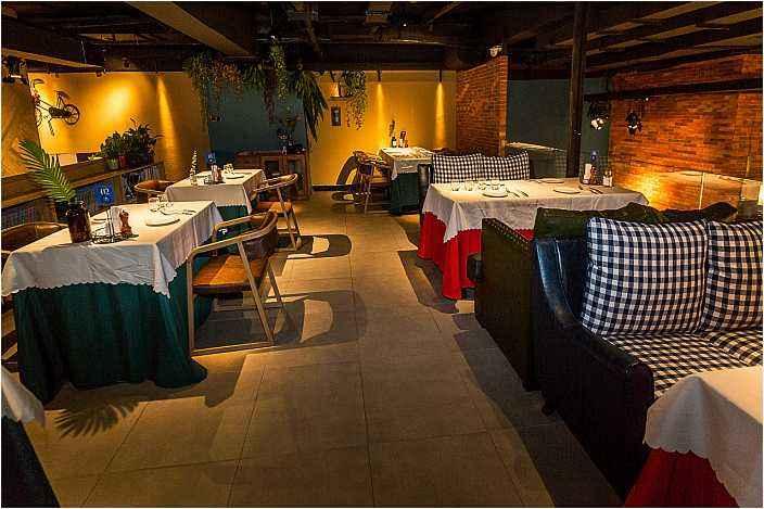 西餐厅设计怎样搭配灯光好?