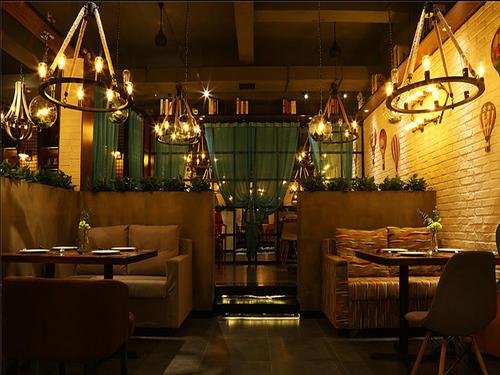 如何打造一个别致的西餐厅设计氛围?