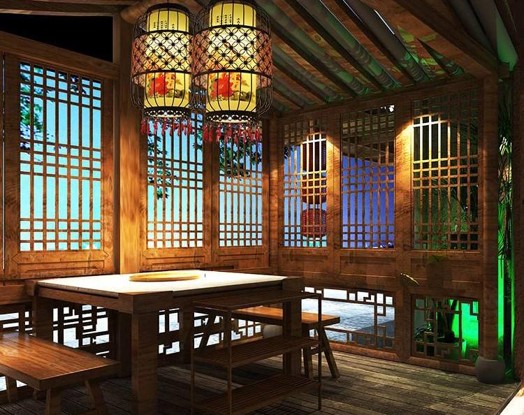 这样的灯光设计,让你的餐厅瞬间有格调,不来看看吗?