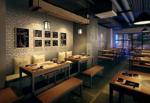 烧烤餐厅设计注意事项有哪些?