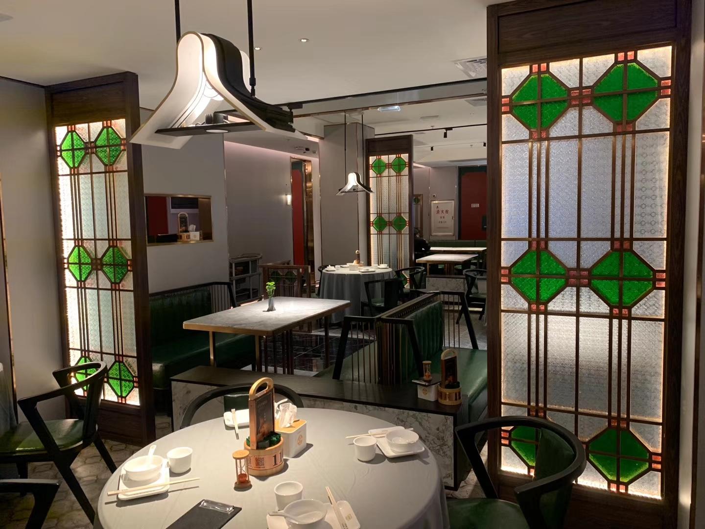 中餐厅照明还可以这么玩,你肯定没见过!