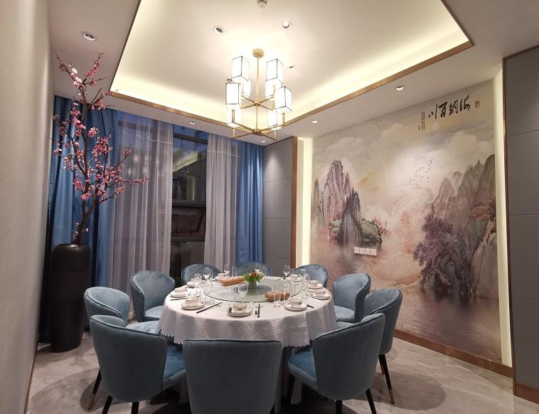 餐廳燈光這樣設計,才是我們想象中餐廳該有的樣子!