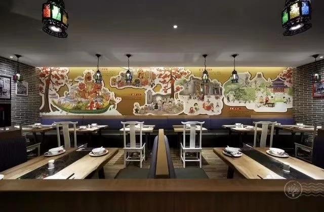 精心设计的餐厅灯光才能深得顾客心